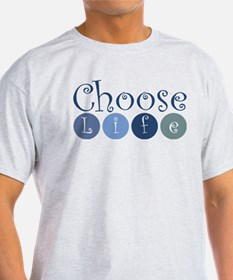 Choose Life (circles) T-Shirt