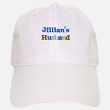 Jillian's Husband Baseball Baseball Cap