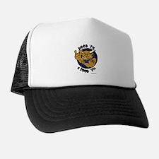 Hook'em & Book'em Trucker Hat
