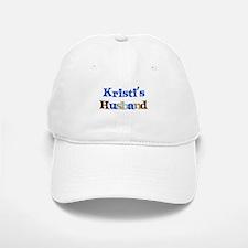 Kristi's Husband Baseball Baseball Cap