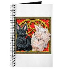 Scottish Terriers Wheaten Cel Journal