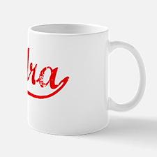 Vintage Kendra (Red) Mug