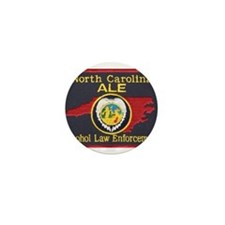 N.C. A.L.E. Mini Button (100 pack)