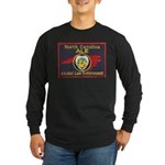 N.C. A.L.E. Long Sleeve Dark T-Shirt