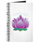 Namaste and Lotus Journal