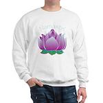 Namaste and Lotus Sweatshirt