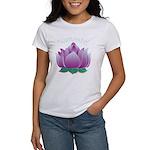 Namaste and Lotus Women's T-Shirt