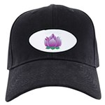 Namaste and Lotus Black Cap