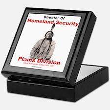 Sitting Bull Director Of Homeland Security Tile Bo