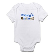 Nancy's Husband Infant Bodysuit
