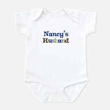 Nancy's Husband Infant Bodysuit