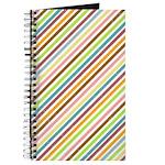 UltraMod Retro Striped Journal