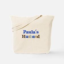 Paula's Husband Tote Bag