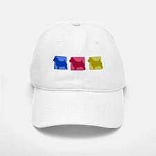 Color Row Norwich Terrier Hat