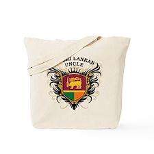 Number One Sri Lankan Uncle Tote Bag