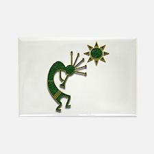 One Kokopelli #119 Rectangle Magnet (10 pack)