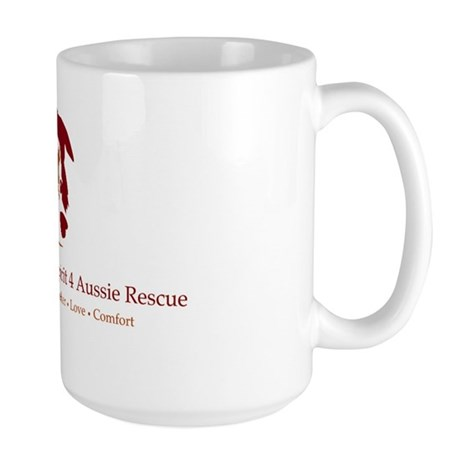 New Spirit Logo Large Mug