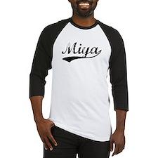 Vintage Miya (Black) Baseball Jersey