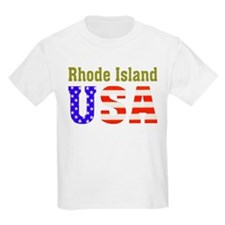 Rhode Island USA T-Shirt