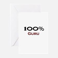 100 Percent Guru Greeting Cards (Pk of 10)