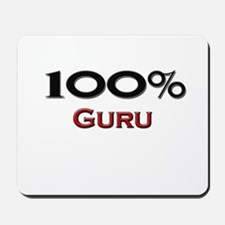 100 Percent Guru Mousepad