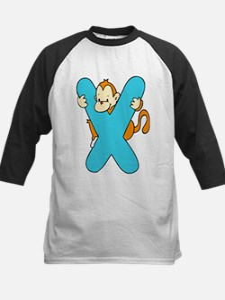 Zoo Alphabet X - Monkey Tee