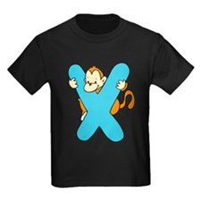 Zoo Alphabet X - Monkey T