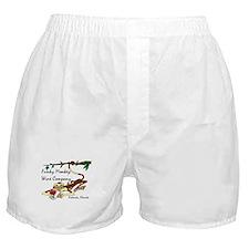 Funky Monkey Boxer Shorts