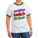 Jambalaya, Crawfish Pie, File Ringer T
