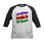 Jambalaya, Crawfish Pie, File Kids Baseball Jersey
