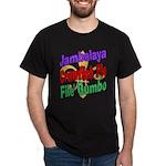 Jambalaya, Crawfish Pie, File Dark T-Shirt