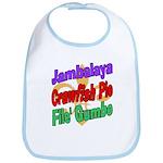 Jambalaya, Crawfish Pie, File Bib