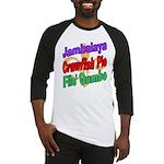 Jambalaya, Crawfish Pie, File Baseball Jersey
