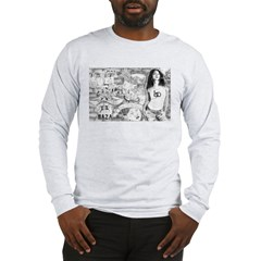 BO Mural Telford Long Sleeve T-Shirt