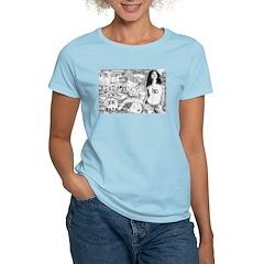 BO Mural Telford Women's Light T-Shirt