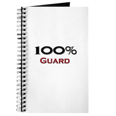 100 Percent Guard Journal