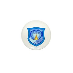2 Souls 1 Heart Mini Button (100 pack)
