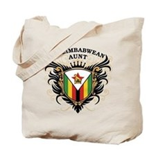 Number One Zimbabwean Aunt Tote Bag