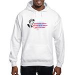 Sarcastic Children Quote Hooded Sweatshirt