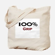 100 Percent Grip Tote Bag