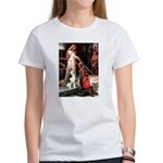 Princess / Siberian Husky Women's T-Shirt