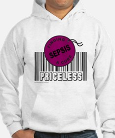 SEPSIS FINDING A CURE Hoodie