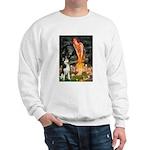 Mid.Eve / Siberian Husky Sweatshirt