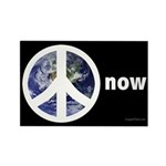 Peace On Earth Now Magnet