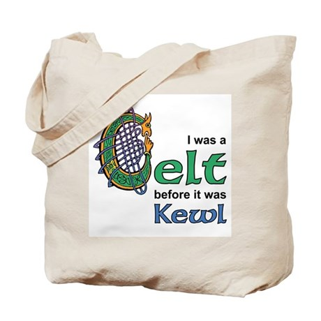 Kewl Celts Tote Bag