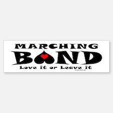Love Band Bumper Bumper Bumper Sticker