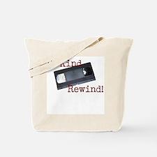 Be Kind, Rewind Tote Bag