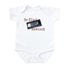 Be Kind, Rewind Infant Bodysuit