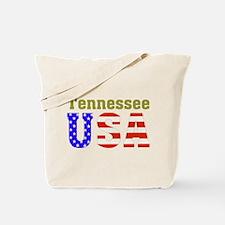 Tennessee USA Tote Bag