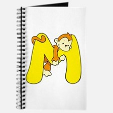 Zoo Alphabet M - Monkey Journal